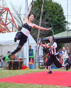 ハッピーメリーサーカス 八幡山公園祭り2018