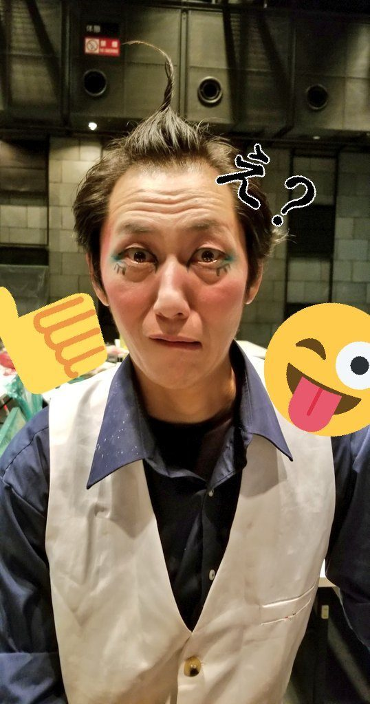 大道芸人GEN(ジェン)の三茶de大道芸の夜会