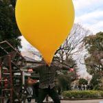 上野公園のヘブンアーティスト1月25日に会った大道芸人達