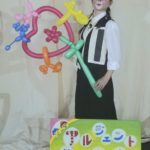 バルーンアートをやってみよう!風船でかわいい作品を作ろう!